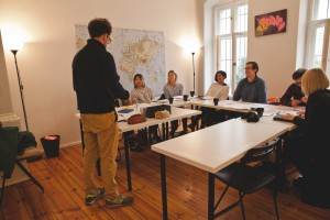 Learning German at Expath