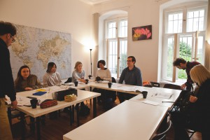 Teaching at Expath